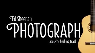 Video Ed Sheeran - Photograph (Acoustic Karaoke Lyrics on Screen) download MP3, 3GP, MP4, WEBM, AVI, FLV Januari 2018