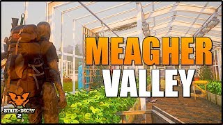 BEST BASE GUIDE! State of Decay 2 - EVERY HOME BASE LOCATION ON MEAGHER VALLEY & MORE! SOD2