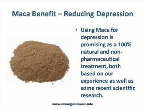 Maca For Depression