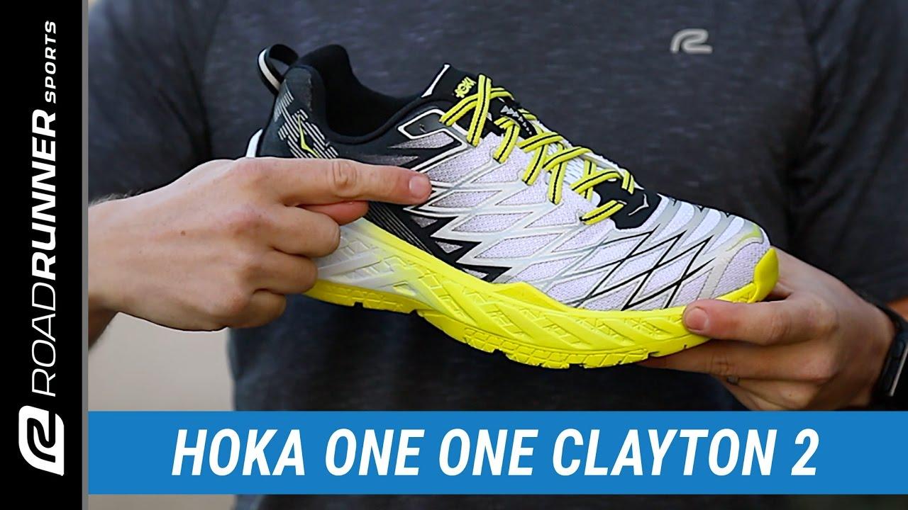 Hoka One One Clayton 2 | Men's Fit
