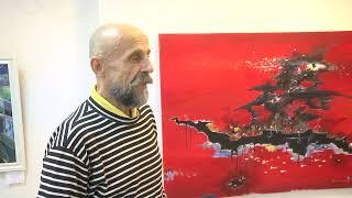 2021-09-01 г. Брест. Выставка «Берасцейская палiтра».  Новости на Буг-ТВ. #бугтв