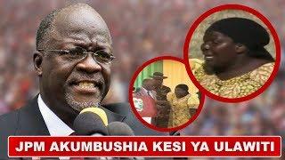 Babu Aliyelawiti Mbeya Afungwa Maisha, JPM Ataka Jina la Hakimu
