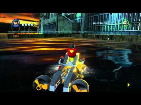 LEGO Batman 2 - Runaround Gotham pt2