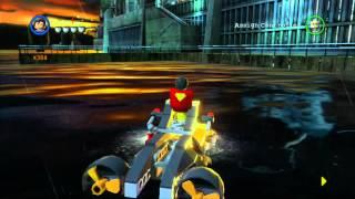 LEGO Batman 2 - Runaround Gotham pt2 thumbnail