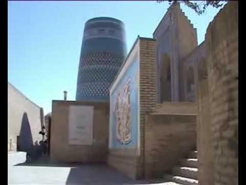 Travel guide to khiva uzbekistan for cheap