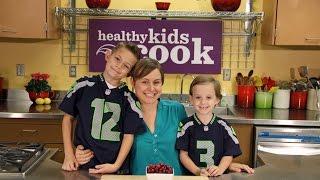 Pcc Healthy Kids Cook: Cranberry-lemon Muffins