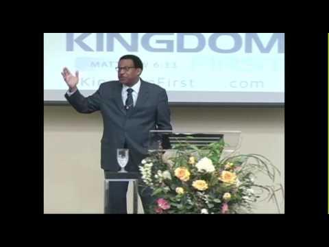 The Kingdom: Your Priority - Pastor David Spearman