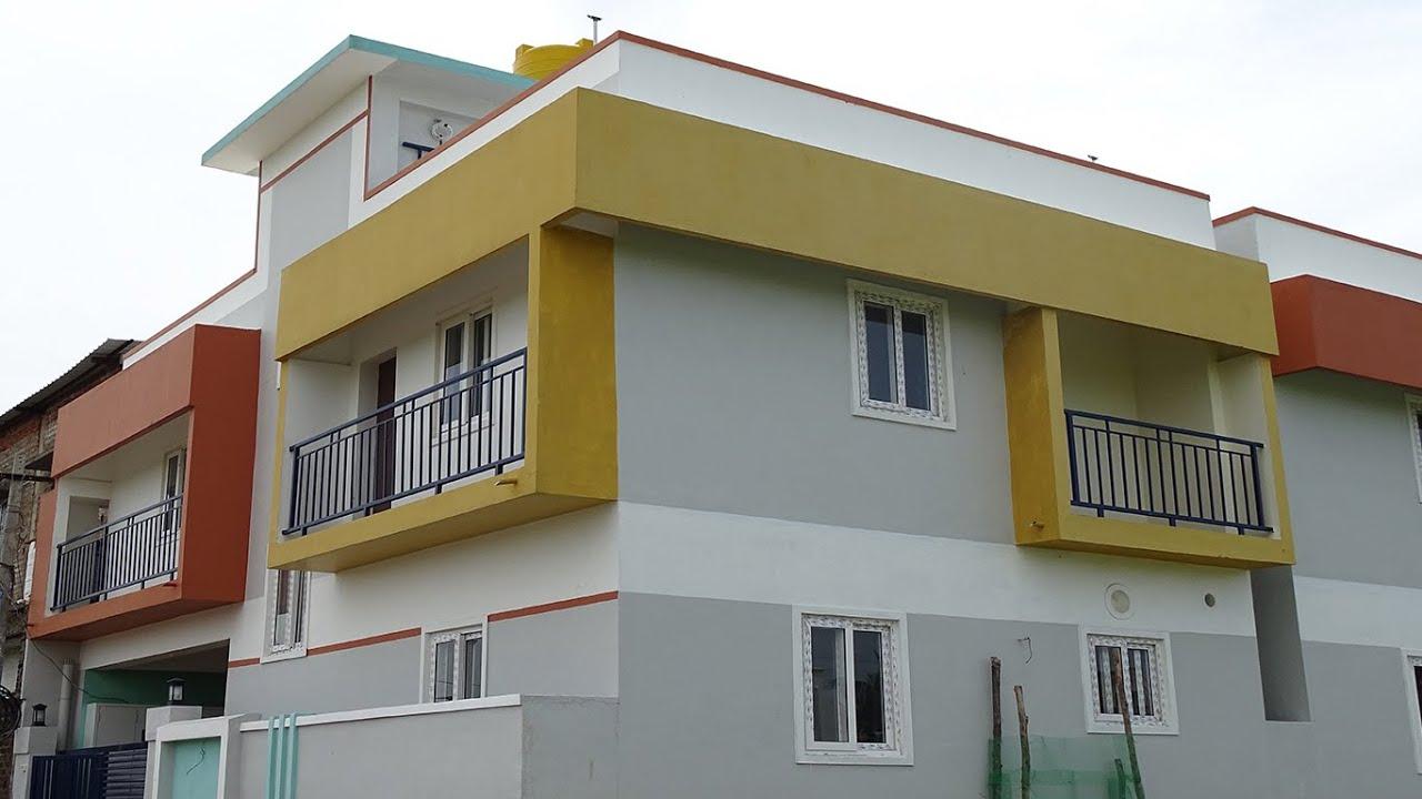 Independent House For Sale Chennai & Coimbatore / Chennai - Tambaram/ 3 BHK 1750 Sq.Ft/ 9840485852
