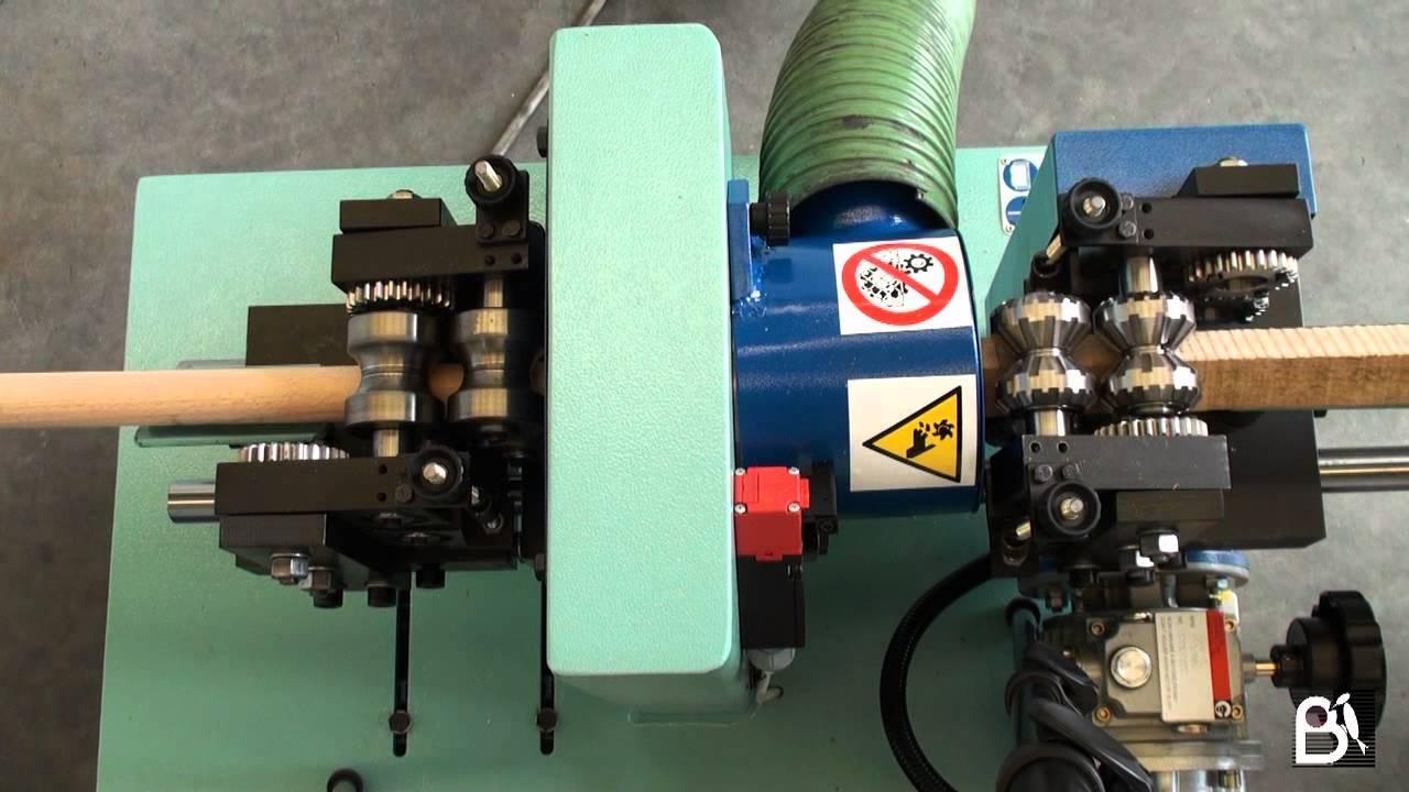 Dowels Milling Machine Type Ta30 Youtube