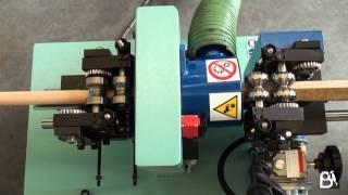 DOWELS MILLING MACHINE TYPE TA30