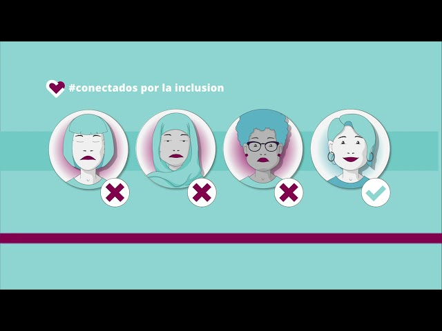 Conectados por la inclusión. Segunda parte. Las mujeres encuentran los mayores obstáculos
