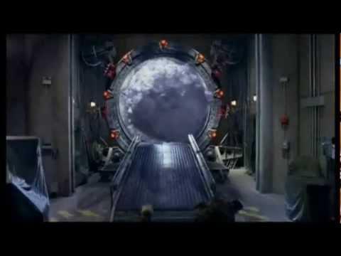 Stargate SG1 Children Of The Gods Trailer #1 Richard Dean Anderson poster