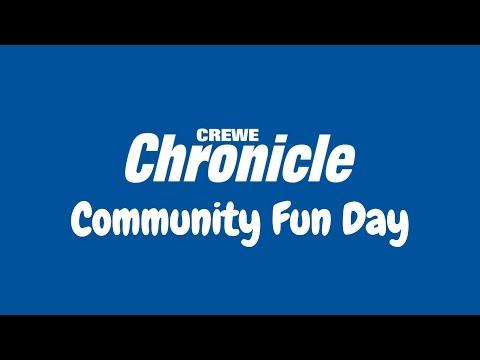 Crewe Chronicle Community Fun Day 2015