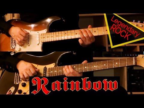 🔴 RAINBOW - Gates of Babylon | Guitar Cover by Vladi Lunev