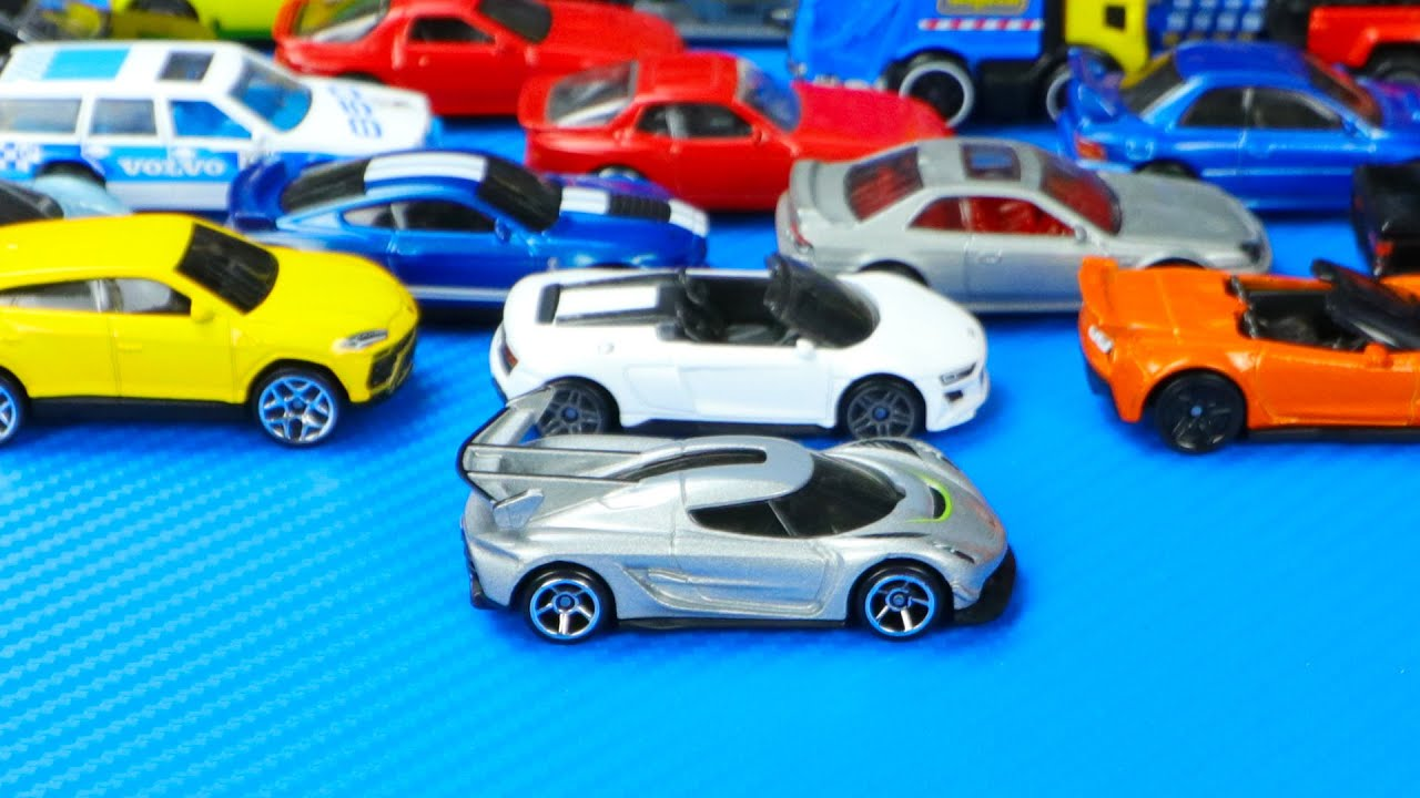 Top 20 NEW for 2020 Hot Wheels