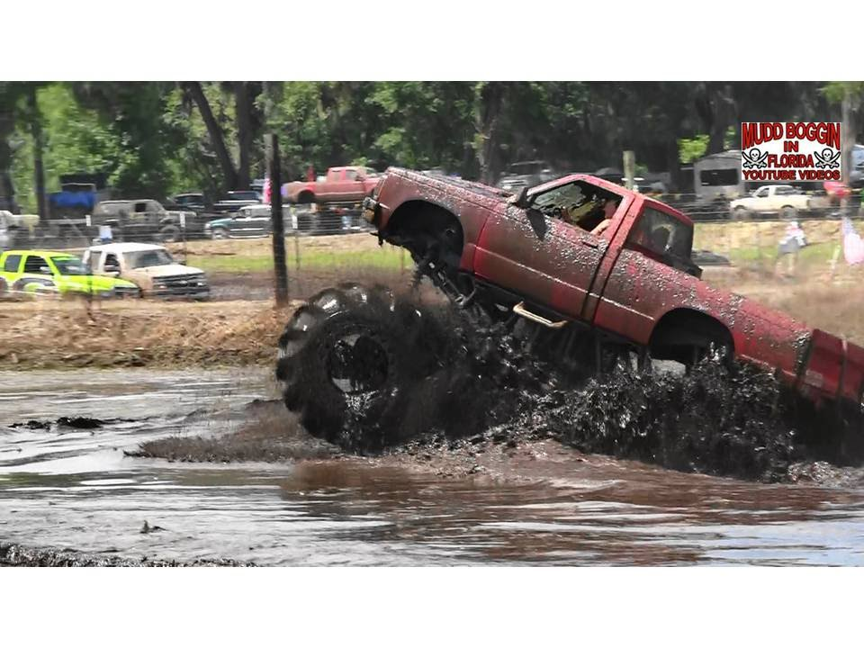 S 10 Mega Truck Mud Life Crisis Gets a Little Rowdy Youtube