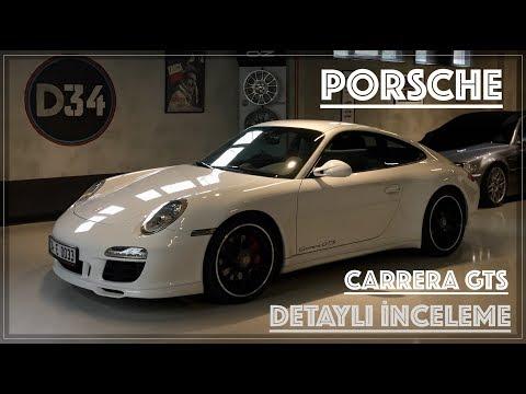 PORSCHE 911 Carrera GTS Detaylı İnceleme