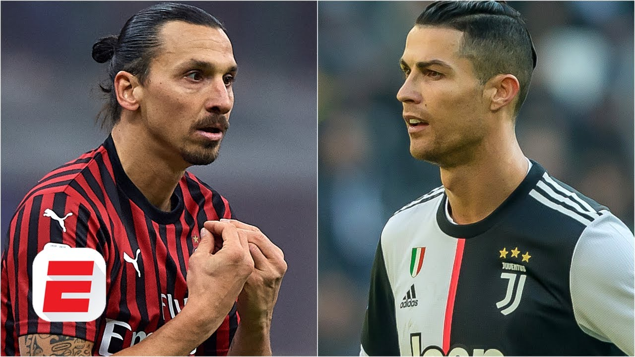Ac Milan Vs Juventus Preview Is Zlatan Getting Inside Cristiano Ronaldo S Head Espn Fc Youtube