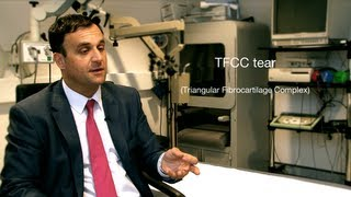 TFCC Tear | Triangular Fibrocartilage Complex