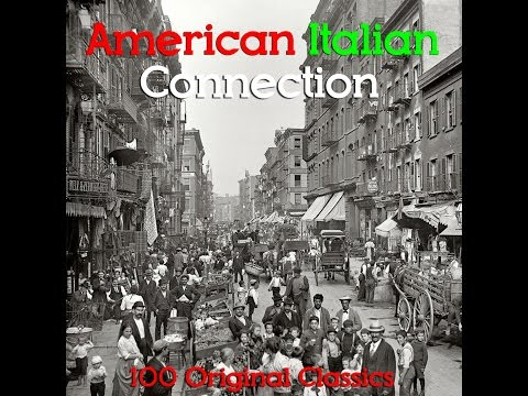 Various Artists - American-Italian Connection (AudioSonic Music) [Full Album]