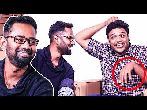 HILARIOUS:Hug Me,Kiss Me& Slap Me with Ramesh Thilak