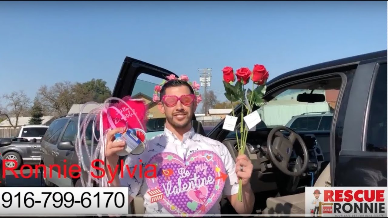 Spreading Valentines Love Through Fast Food Drive Thru The Rescue