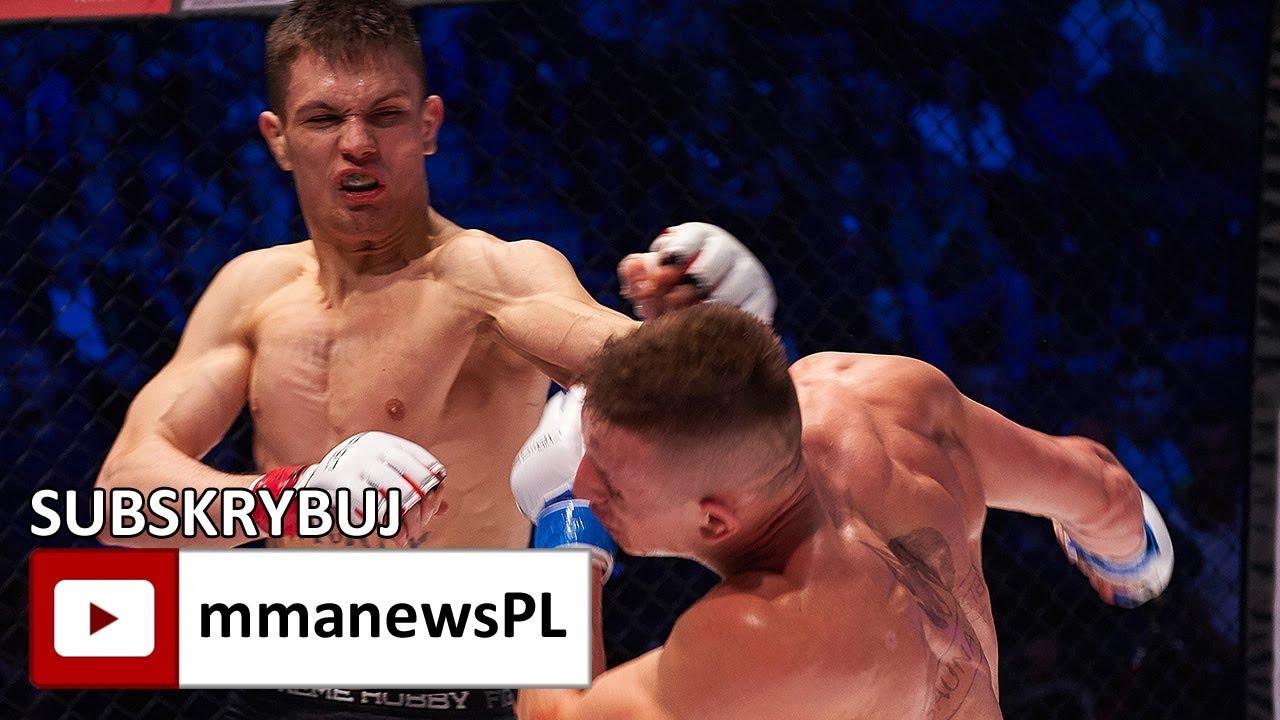 Babilon MMA 2: Kamil Oniszczuk ma ambitne plany podboju sceny MMA