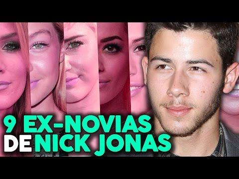 9 Ex Novias de Nick Jonas