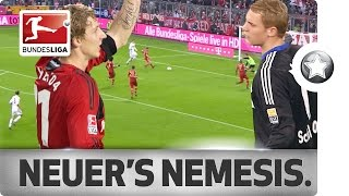 Neuer's Nightmare - Who Can Break Down The Wall?