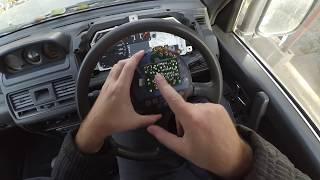 Tachometer Pajero 2 ustida ish emas. Pajero 2 ta'mirlash tachometer. Tachometer Pajero II olib tashlang.