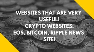 websites that are very useful crypto websites eos bitcoin ripple news site