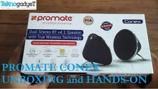 Promate Conex Dual Bluetooth S…