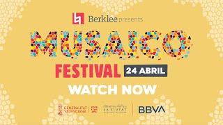 Musaico Festival by Berklee: Virtual Edition 2021
