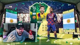OMG!! MESSI in EUREN PACKS GEZOGEN 🔥🔥 FIFA 20: Fut Champions Rewards Pack Opening