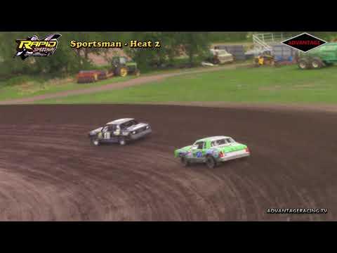 Sportsman Heat/Feature - Rapid Speedway - 6/1/18