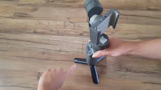 Ulanzi Mini Tripod For DJI Osmo Mobile 2 Camera Smartphone