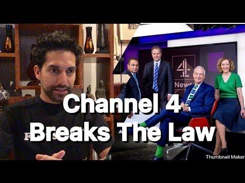 Channel 4's Political Bias Breaks The Law