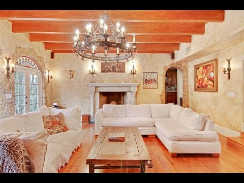 Historic Spanish Residence in Coral Gables, Florida