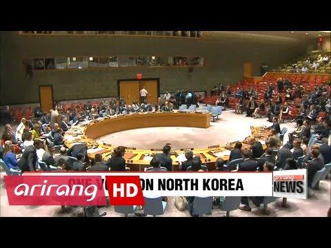 UN Security Council unanimously adopts toughest sanctions on N. Korea