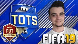 Moje Najlepsze Player Picki!! 2xTOTS & 3 WALKOUTY W JEDNEJ PACZCE!! | FIFA 19 | MafiaSolecTeam