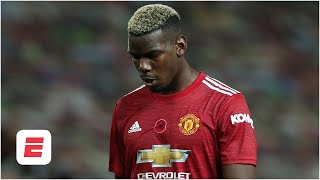 Manchester United vs Arsenal analysis: Have Manchester United let Paul Pogba down? | ESPN FC