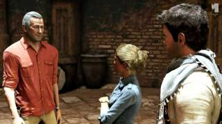 Uncharted 3 : Drake's Deception | E3 trailer (2011) Sony PS3