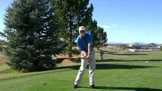 Create Golf Lag - Secret!  The Pro-Lag Golf Swing Trainer Demo - Hit it Longer!  Rick Timm, PGA