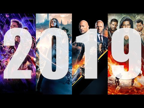 A Year of Action Films - 2019 Review