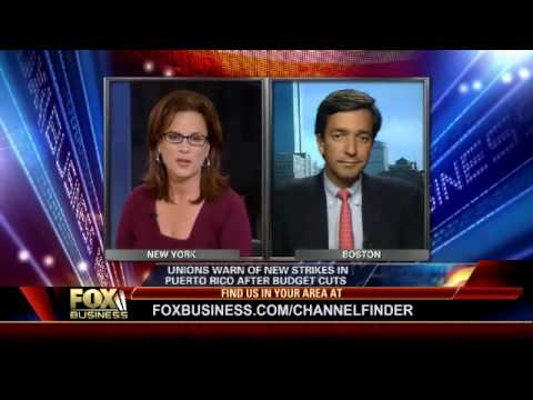 Governor Luis Fortuño interview at FOX Business