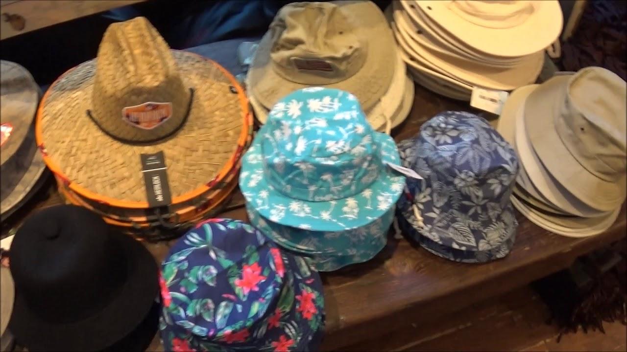 1d59dcb010146 Touring The Famous Chapel Hats Shop Disney Springs - YouTube