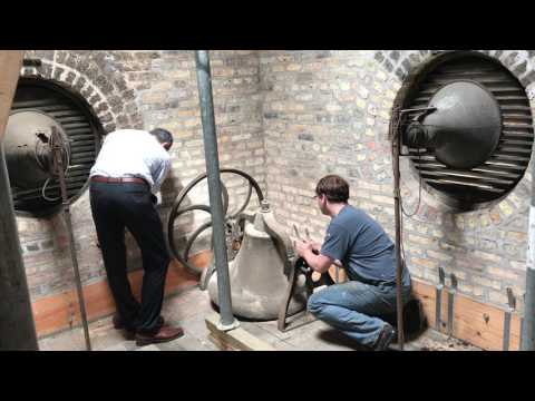 St. John Berchmans' Historic Bell