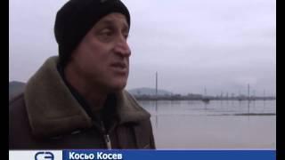 Евакуираха цяло село в Община Николаево