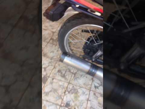 knalpot rx standat racing THAILAND yrp muffler