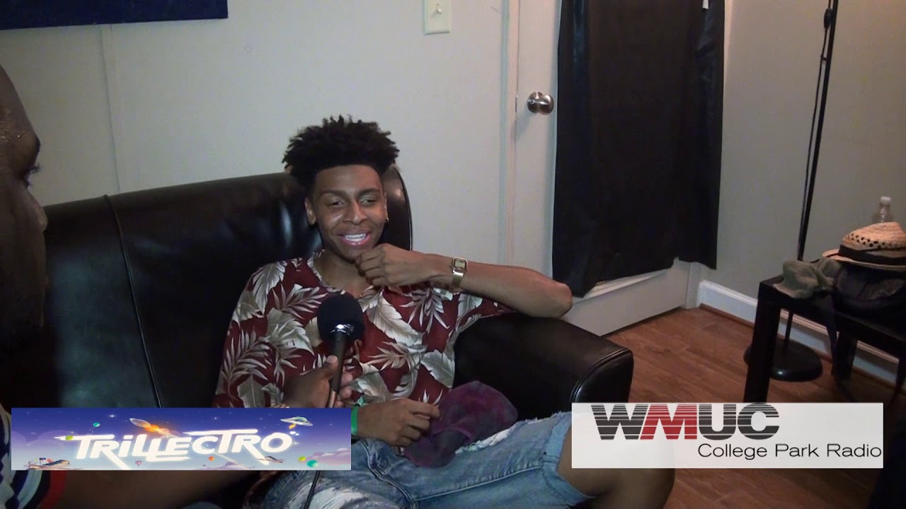 Interview with Masego at Trillectro 2015